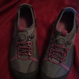 Jeep engineered traction sole j-41 hiking shoe